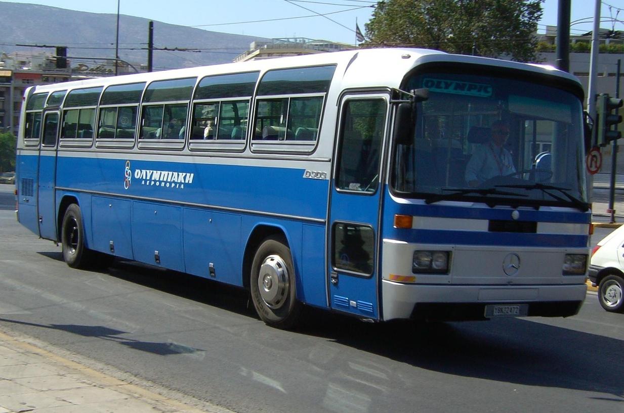 Mercedes Benz O303