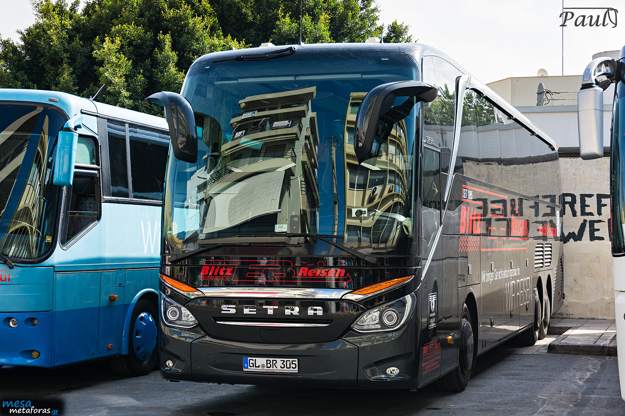 operators setra s516hdh blitz reisen bus gallery. Black Bedroom Furniture Sets. Home Design Ideas