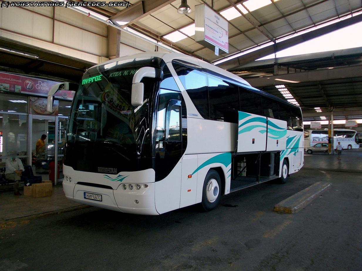 Самарская область, вс 259 63 - neoplan n2216shd tourliner