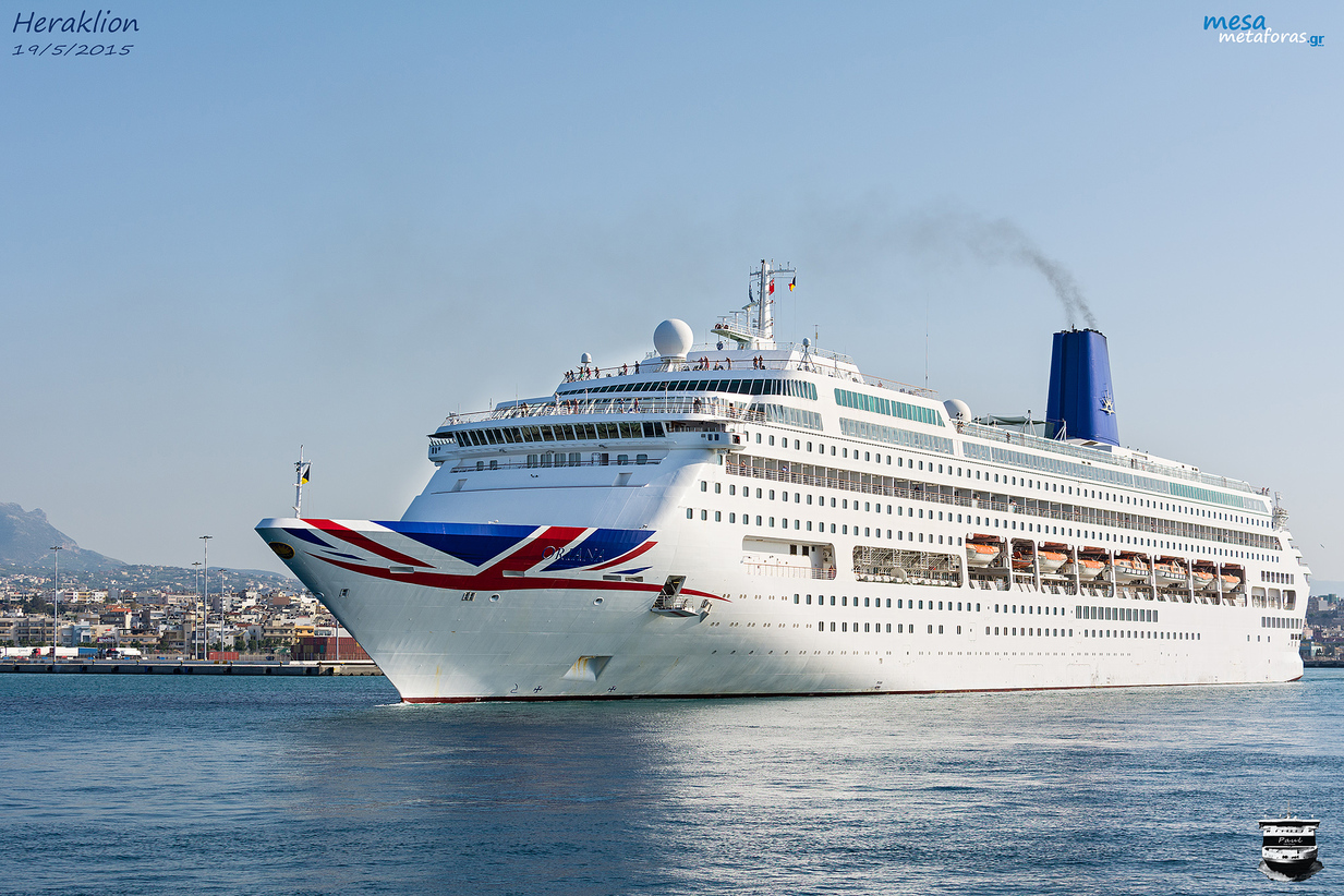 Oriana 1995 imo 9050137 oriana p o cruises ship for Programme imo