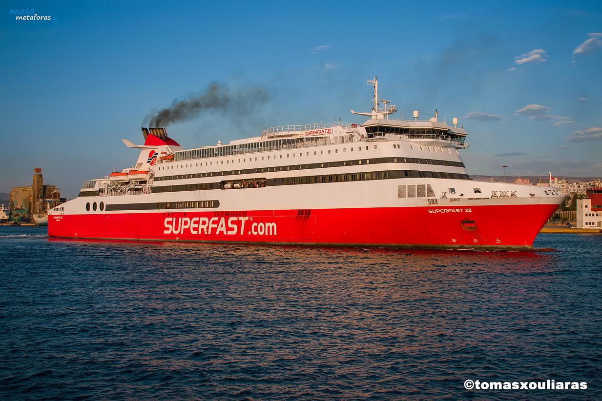 Cruise ausonia 2002 imo 9227429 superfast xii for Programme imo